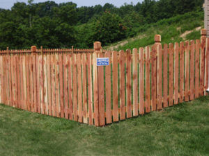 Wood Fence St. Louis MO