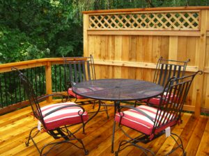 Wood Deck St. Louis MO