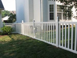 Vinyl Fences St Louis Mo Choose Your Style