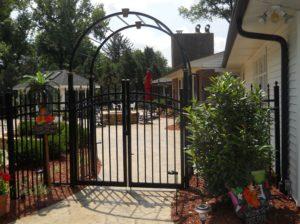 Metal Fence St. Louis MO