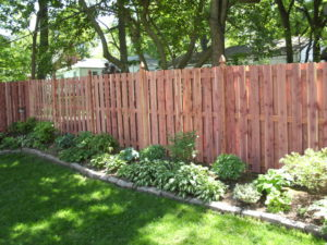 Wooden Fence St. Louis MO