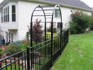 Metal Fencing St. Louis MO