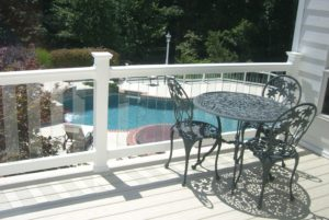 Maintenance free decking Wentzville MO