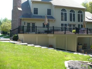 Deck Contractors Ballwin MO