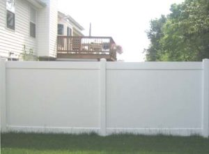 Vinyl Privacy Fence Chesterfield MO