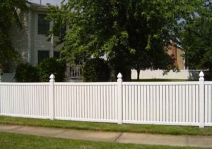 PVC Fence Chesterfield MO
