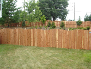 Wood Privacy Fence Clayton MO