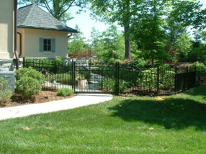 Aluminum Fence Chesterfield MO