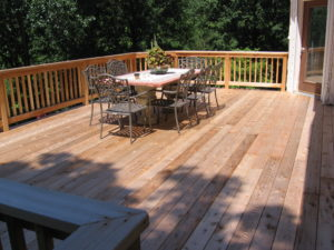 Wood Decking St Charles MO