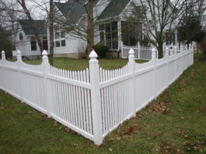 Vinyl Fence Imperial MO