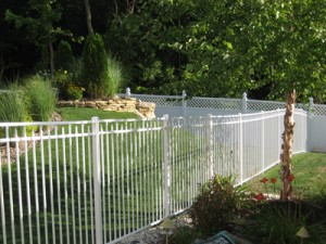 Aluminum Fence Chesterfield