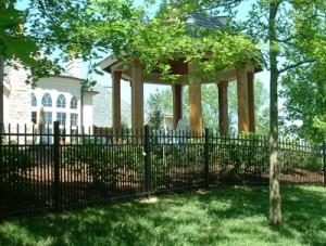 Aluminum Fence St. Louis