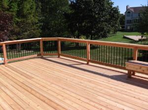 Cedar Deck St. Louis MO