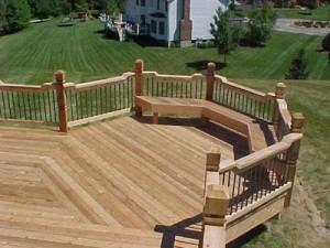 Deck Builder O'Fallon Ballwin Wildwood