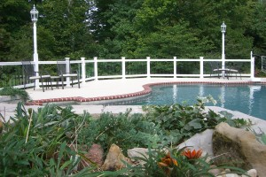 Pool Fence St Louis Chesterfield St Charles