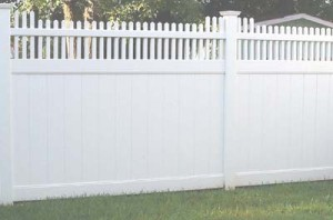 Vinyl Fence O'Fallon Ballwin Wildwood